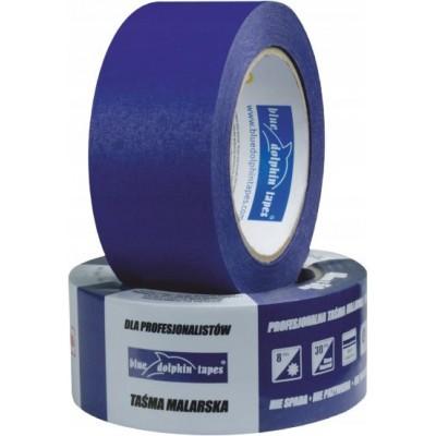 TAŚMA MALARSKA PAPIEROWA BLUE DOLPHIN 25MM x 50M