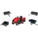 Do traktorów ogrodowych